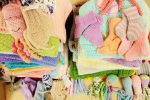 Сделано. Носочки и осьминожки для недоношенных. Пушкино