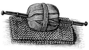 Вязание на спицах: с чего начать?